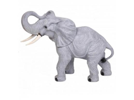 Sculpture en résine Éléphant - 90 cm