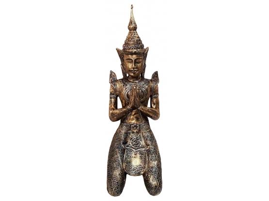 Statue en résine Bouddha Déesse - 115 cm