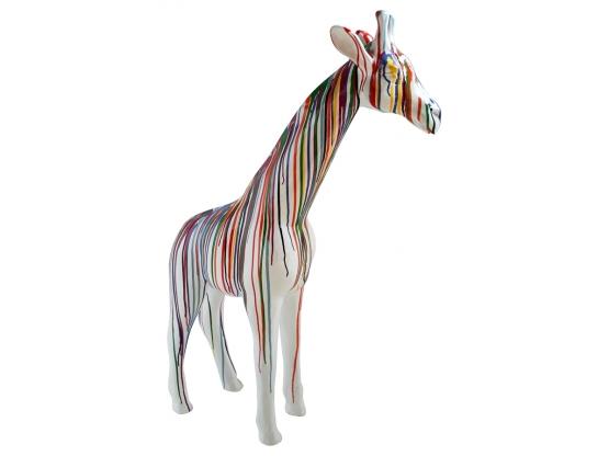 Statue en résine d'une Girafe - 110 cm