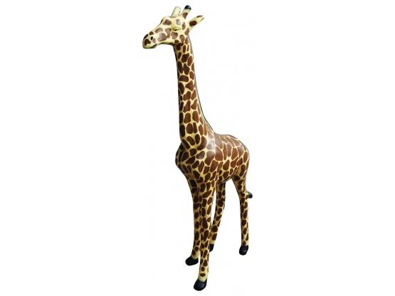 Sculpture en résine d'une Girafe - 205 cm