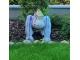 STATUE GORILLE EN RESINE 70 CM BLANC TRASH Blanc multicolore